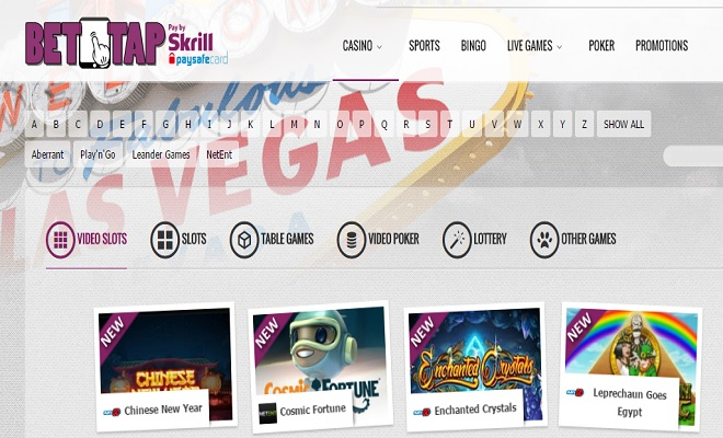 BetTap Casino Review