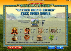 Gold-Of-Machu-Picchu-gather-incas-riches-bonus-game-3