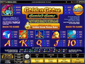 Golden-Goose-Genie's-Gems-paytable