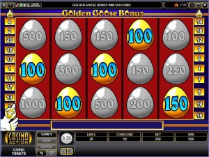 Golden-Goose-Totem-Treasure-bonus-game
