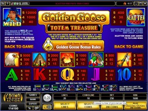 Golden-Goose-Totem-Treasure-paytable