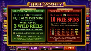 High-Society-free-spins-super-wild-reels