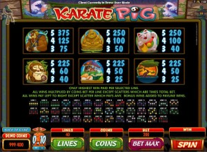 Karate-Pig-paytable-2