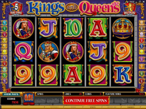 Kings-and-Queens-free-spins