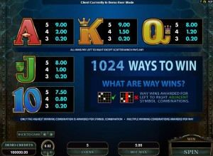 Leagues-of-Fortune-paytable-2