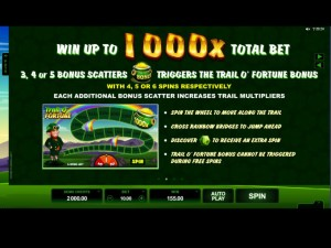 Lucky-Leprechaun-trail-o-fortune-bonus-game