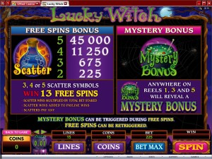 Lucky-Witch-free-spins