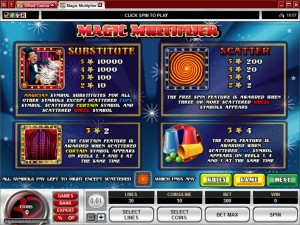 Magic-Multiplier-free-spins