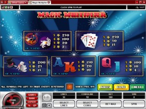 Magic-Multiplier-paytable