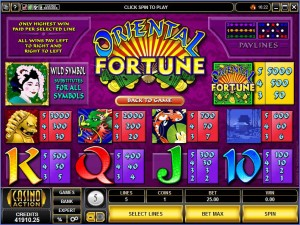 Oriental-Fortune-paytable