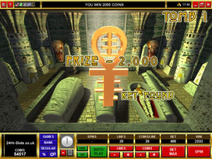 Pharaohs-Tomb-bonus-game