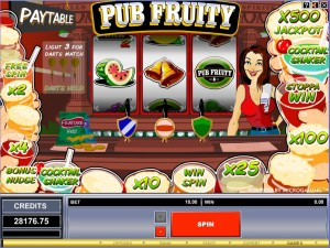 Pub-Fruity