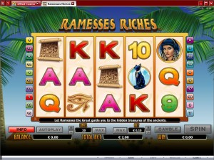 Ramesses-Riches