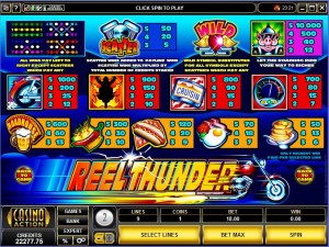 Reel-Thunder-paytable