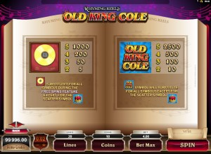 Rhyming-Reels-Old-King-Cole-wild