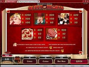 Rhyming-Reels-Queen-Of-Hearts-paytable