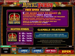 Royal-Feast-free-spins