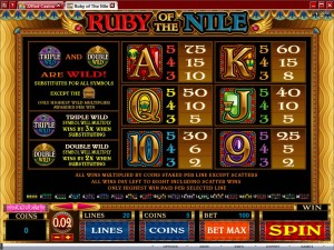 Ruby-Of-The-Nile-paytable