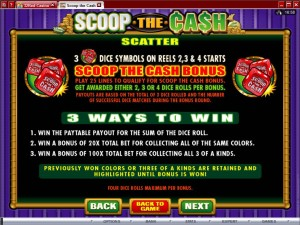 Scoop-the-Cash-rules