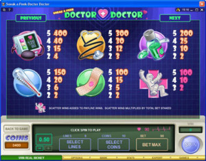 Sneak-a-Peek-Doctor-Doctor-paytable-2