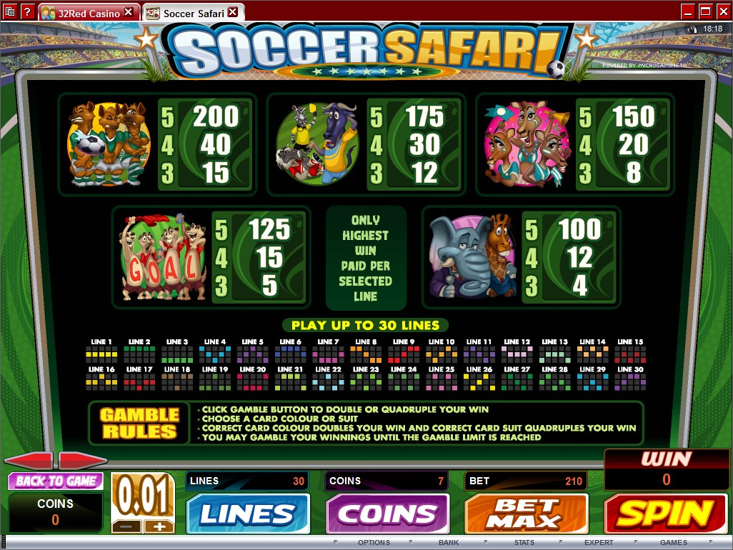 Soccer gambling line horseshoe casino boosier city