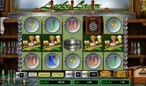 Lucky-Lager