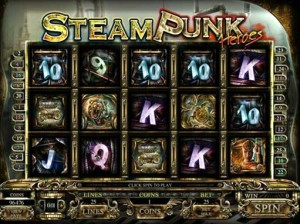 Steam-Punk-Heroes