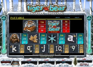 Tiger-vs-Bear-paytable