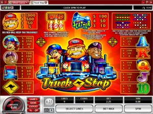 Truck-Stop-paytable
