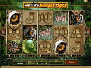 Untamed-Bengal-Tiger