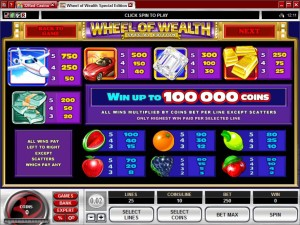 Wheel-of-Wealth-Special-Edition-paytable