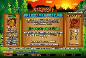 Bigfoot-free-games