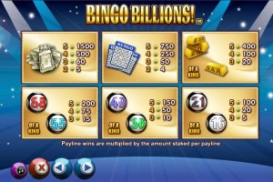 Bingo-Billions-paytable