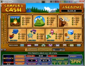 Camper's-Cash-paytable