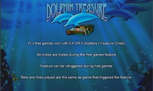 Dolphin-Treasure-free-games