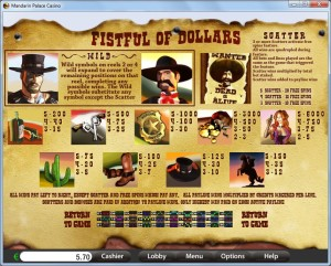 Fistful-of-Dollars-paytable