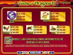 Game-of-Dragons-II-paytable