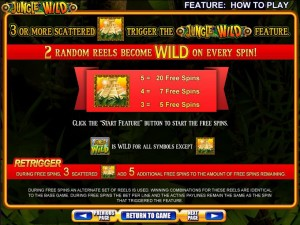 Jungle-Wild-free-spins
