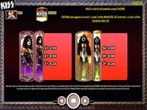 KISS-paytable2