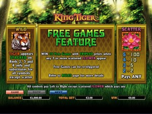King-Tiger-free-games