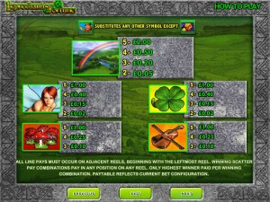 Leprechaun's-Fortune-paytable2