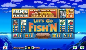 Lets-Go-Fishn-paytable