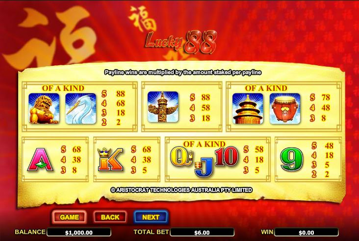 Free slots games lucky 777