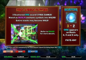 Merlin's-Millions-free-games
