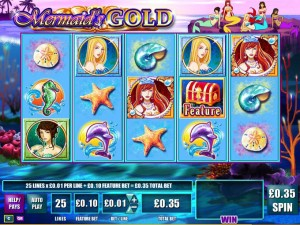 Mermaid's-Gold
