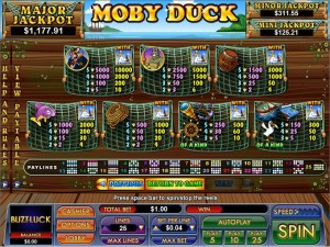 Moby-Duck-paytable