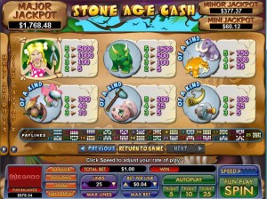 Stone-Age-Cash-paytable