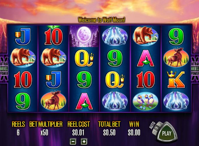 Wolf Moon Slot Machine - Free Play Slots or to Win Real Money