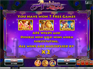 Arabian-Rose-free-games