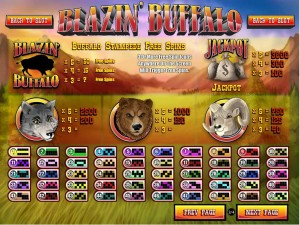 Blazin'-Buffalo-paytable2